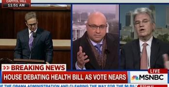 Ali Velshi destroys flustered Fmr. Sen. Coburn with pesky health care facts