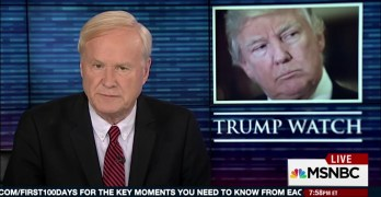 Chris Matthews urges a NO VOTE for Neil Gorsuch & gives the perfect reason