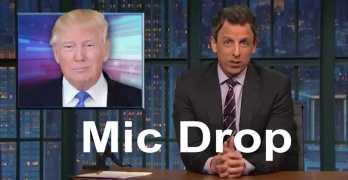 Seth Meyers eviscerates Donald Trump and Paul Ryan on Trumpcare (VIDEO)