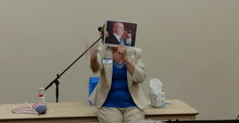Kevin Brady Constituent Speaks at in absentia Town Hall (VIDEO)