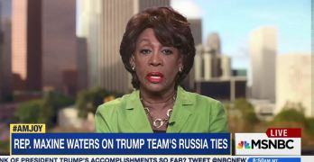 Maxine Waters says what others won't say, Russian collusion would cause Trump impeachment (VIDEO)