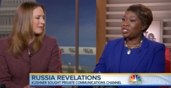 WSJ's Kimberly Strassel came with a talking point which does not work on a panel that gives time to refute. Joy-Ann Reid used that time for the perfect rebuttal.
