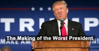 Trump just cemented his legacy as America's worst-ever president