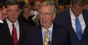 Even as Trumpcare Senate vote delayed Democrat leadership blowing it (VIDEO)