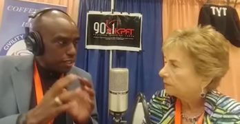 Interview with Congresswoman Jan Schakowsky at Netroots Nation 2017