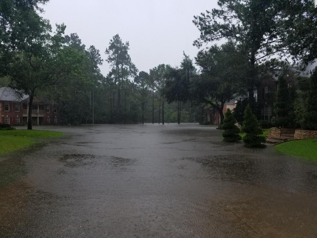 Kingwood Texas Houston Flooding Hurricane Harvey 3