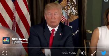 Trump unhinged statement on North Korea show two unstable leaders (VIDEO)