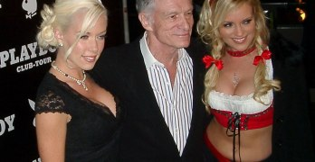 Hugh Hefner, Builder of the Playboy Empire dies at 91