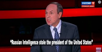 Russian politician brags about stealing U.S. election on TV panel