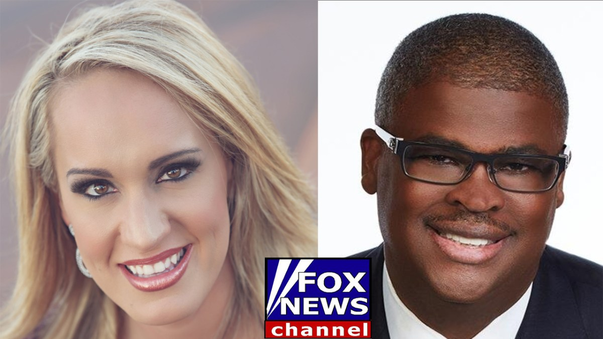 She said she was raped by anchor Charles Payne & then by Fox News