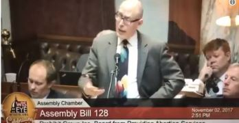 Women GOP Congressman wants women forced to give birth to grow labor force (VIDEO)