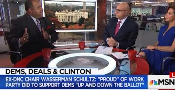 Roland Martin Blame Obama for DNC - Democrats better stop infighting fix (VIDEO)