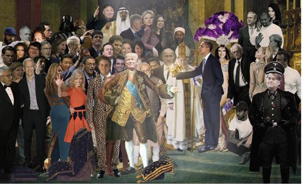 The Political Economy of Obama/Trump