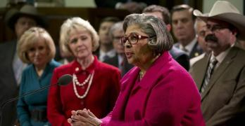 Great article: Texas stalwart, Rep. Senfronia Thompson, stood up to sexism.