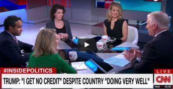 CNN's John King blasts Trump's lie You have one signature achievement (VIDEO)