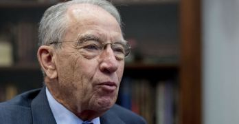 Chuck Grassley booze and money