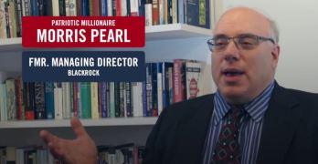 Patriotic Millionaire Morris Pearl