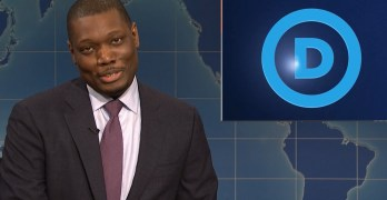 SNL Michael Che threw shade at Democratic Party for taking black vote for granted (VIDEO)