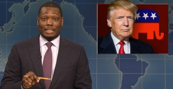 SNL Michael Che warns Trump about reason GOP rushing through tax cut scam (VIDEO)