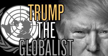 Donald Trump populist No Globalist yes