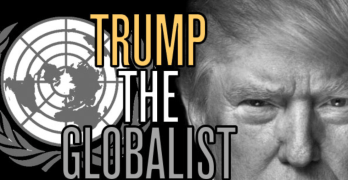 Donald Trump populist No Globalist yes