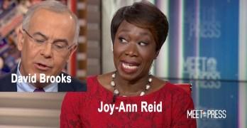 Joy-Ann Reid shuts down apologist journalist attempting to appease Trump failure