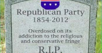 Death of the Republican Party