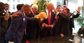 Republican Party, Donald Trump, Evangelicals