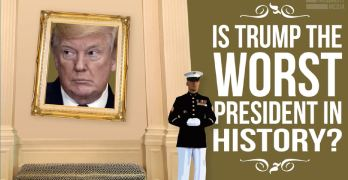 Is Trump the worst president in American History