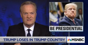 Trump O'Donnell rubbed salt in Trump's Pennsylvania-loss-wound like Trump does others (VIDEO)