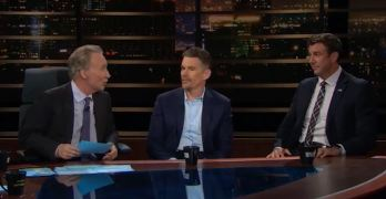 Bill Maher asks Republican Congressman to tutor Democrats on winning elections