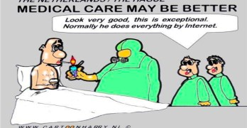 SATIRE FaceMed Social Network FAQ - Medical Care for the Internet Age