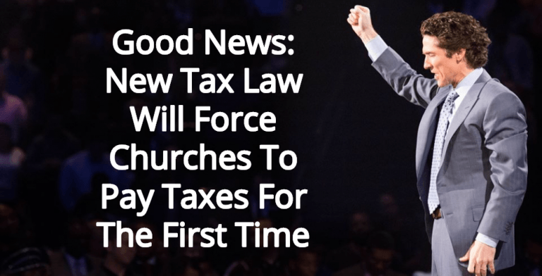 https://www.dailykos.com/stories/2018/6/30/1776800/-Churches-are-fuming-over-being-taxed-by-Republicans-and-Trump