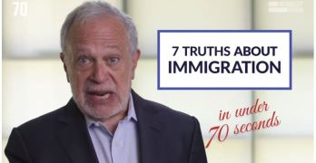 Robert Reich reveals the seven truths about immigration everyone must know