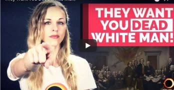 """This video is dangerous - """"They want you dead White Man!"""" (VIDEO)"""
