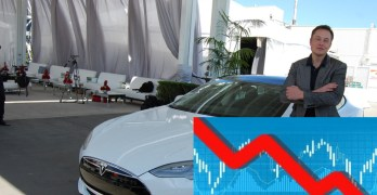 Tesla'founder Elon Musk proves economic system & stock market gambling frauds