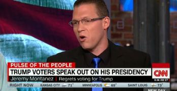 Tidal change - Trump voters on CNN - My biggest mistake. We were idiots (VIDEO)