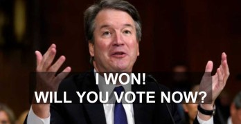 Supreme Court - Brett Kavanaugh