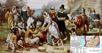On Thanksgiving, We must confront our Climate Emergency as the Pilgrims did Theirs 2