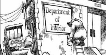 Department of the inferior