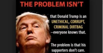 Donald Trump is just a symptom of the problem