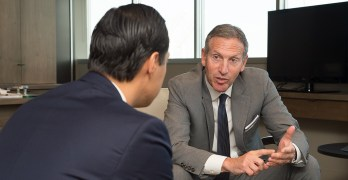 Howard Schultz Parasite Billionaire