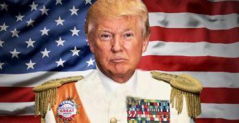 Dictator Trump