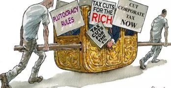 greedy plutocrats