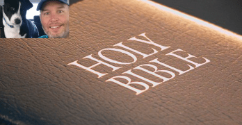 Cody Pogue gives a clinic on the Bible