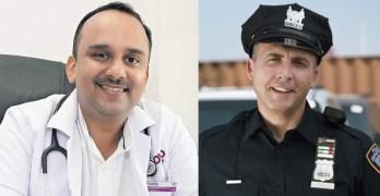 The entrepreneurial doctor vs. the hiking retired police officer
