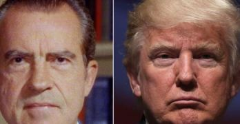 A mysterious coverup that would make Richard Nixon blush