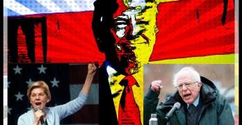 Donald Trump Populist Elizabeth Warren Bernie Sanders