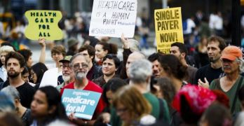 Using stories from real life to make the existential fight for Medicare for All real to all
