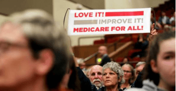 Houston Chronicle Editorial on Medicare for All is the fight we must be ready for.